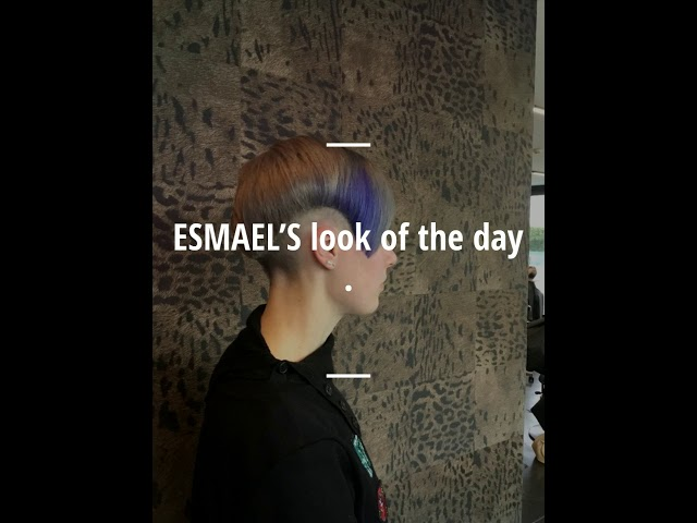 ESMAEL'S look of the day