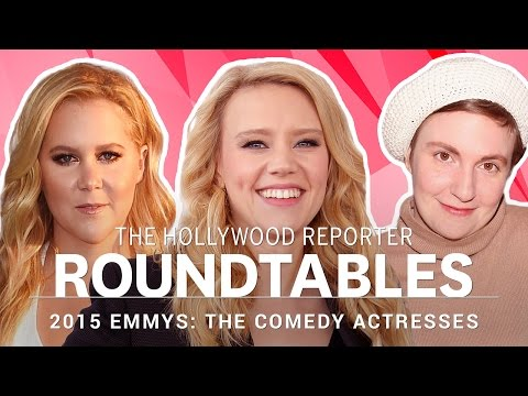 Amy Schumer, Lena Dunham, Gina Rodriguez and More Actresses on THR's Roundtables | Emmys 2016