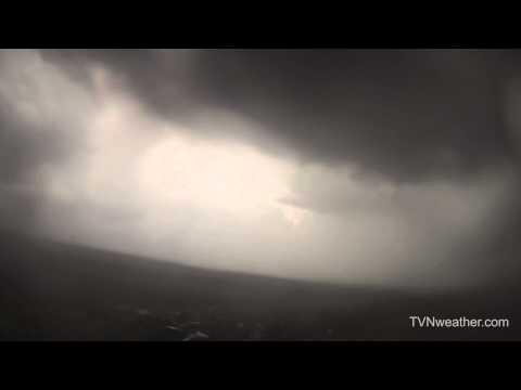 NEW GoPro video from INSIDE an EF3 tornado near Coleridge, NE, June 17, 2014