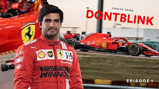FIRST DAY IN A FERRARI F1 CAR | DONTBLINK | EP1 SEASON TWO