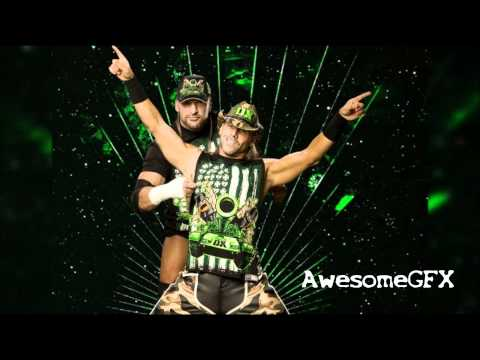 2000 : DX 5th WWE Theme Song - The Kings [High Quality + Download Link]