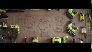 RYOBI NZ: Give them a little hint this Christmas
