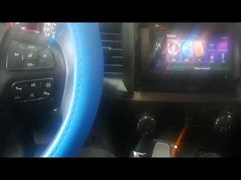 2019 Ford Ranger - Kenwood Garmin Install - Maestro idatalink