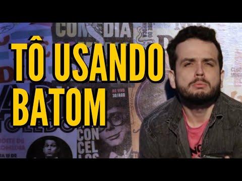 TÔ USANDO BATOM - STAND UP COMEDY BRASIL - ROMINHO BRAGA