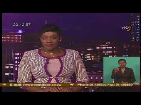 ZBC: Emmerson Mnangagwa Jets Back,Inauguration Speech