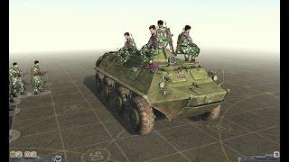 Тяжелый Штурм Грозного 1995. В Лучшей Стратегии на ПК. В Тылу Врага 2 Cold War Ч.5