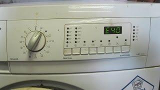 Смотреть видео ремонт стиральных машин electrolux