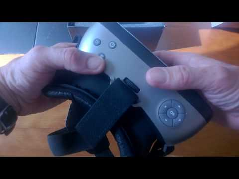 Unboxing - The Veative Educational VR headset. #VR #Education