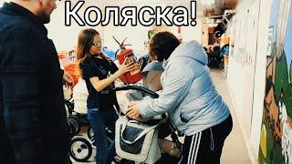 Лучшая детская Коляска 2 в 1! Обзор детской коляски #СЕМЬЯ В ГОРОДЕ ✔Дневник семьи Петрушенко!