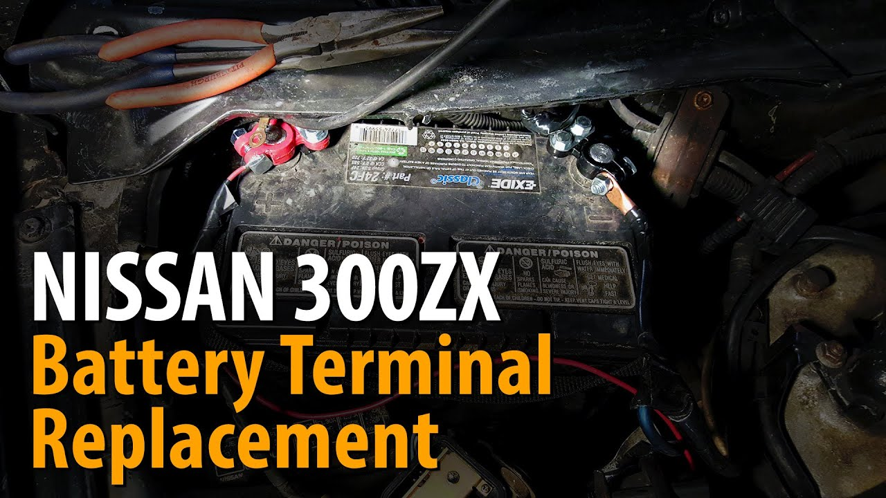 300zx battery wiring diagram opinions about wiring diagram \u2022 toyota wiring harness nissan 300zx z32 racecar build ep 7 battery terminal connector rh youtube com nissan wiring harness