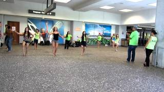 Video Tamari'i Mata'irea dance group practicing at Honolulu Airport (HNL) - HD download MP3, 3GP, MP4, WEBM, AVI, FLV November 2017