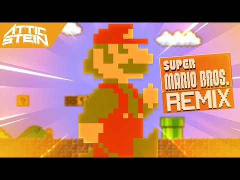 SUPER MARIO BROS THEME SONG REMIX [PROD. BY ATTIC STEIN]