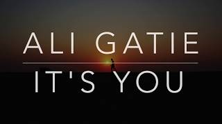 Gambar cover Ali Gatie - It's You (Lyrics/Tradução/Legendado)(HQ)