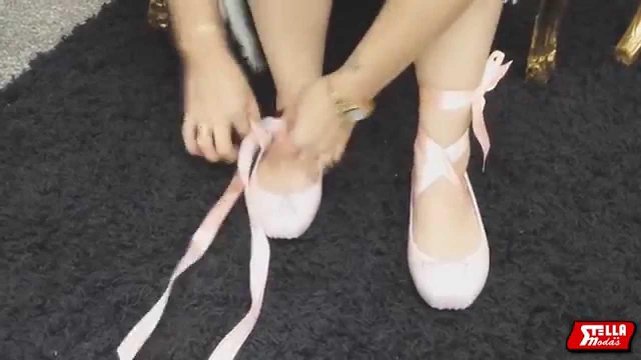 d383380146 Melissas Ballet - A Melissa das Bailarinas - YouTube