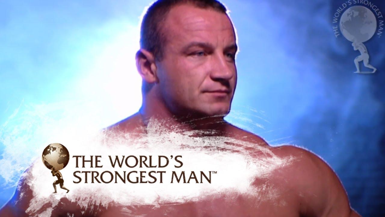 The Greatest WSM Winner | World's Strongest Man - YouTube
