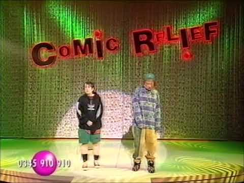 Harry Enfield & Kathy Burke's Kevin & Perry Comic Relief, 1995