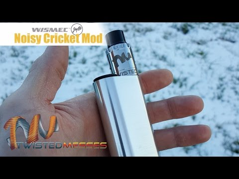 Noisy Cricket - Series Box Mod Safety