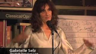 Gabrielle Selz Moth Story Slam Winner