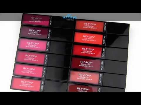Colorstay Moisture Stain Lip Gloss (Miami Fever 035)
