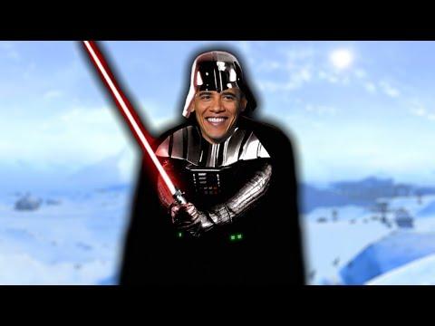 Feel the Dark Side...  Star Wars: Battlefront II 2005