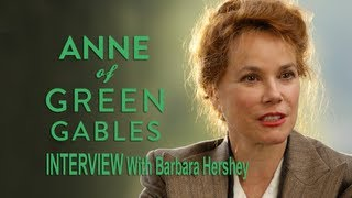Barbara Hershey as Anne Shirley