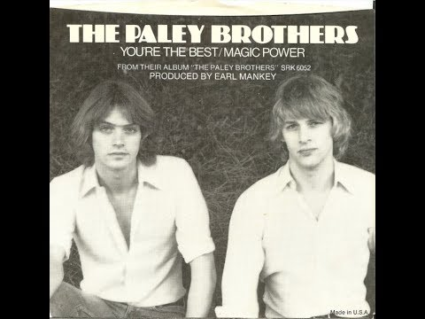THE PALEY BROTHERS - Magic Power (1978)