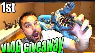Gotcha Vlog   First Vlog! What is a VLOG exactly? Vlog Giveaway Super Cool fun Stuff! =P