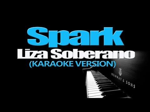 SPARK - Liza Soberano (KARAOKE VERSION)