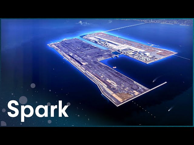 The Miraculous Floating Airport | Super Structures | Spark