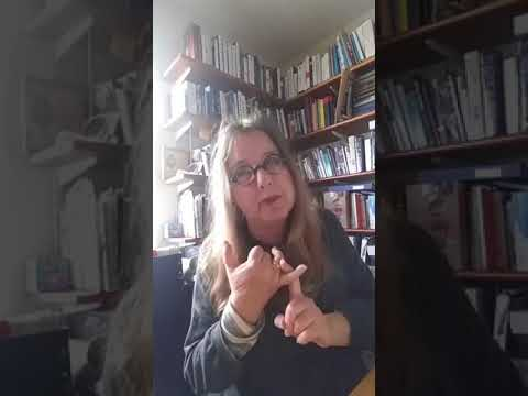 Janet Fitch's Facebook Live: Essential books for writers