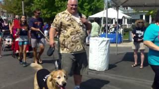 Palatine's Sweet Pea Pet Parade Sunday.-1/1