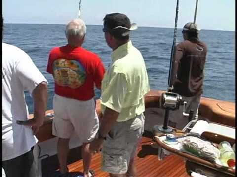 Offshore Trolling On The Hightower 62 Out Of Charleston SC