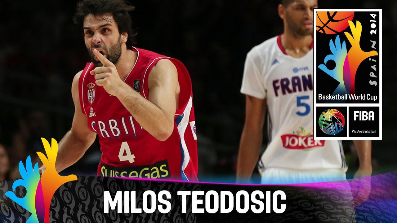 Milos Teodosic - Best Player (Serbia)