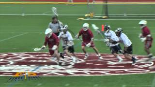 Larken Kemp : Lacrosse Highlights 2012