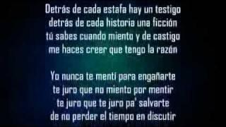 Ricardo Arjona - Te Juro [Letra / Lyrics] [2011]