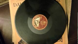 harold buxton sings are we down hearted, classic first world war song from 1915 -