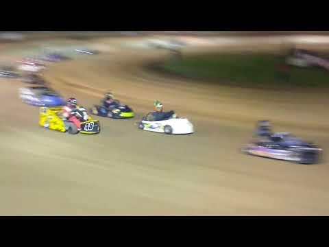Delta speedway go karts