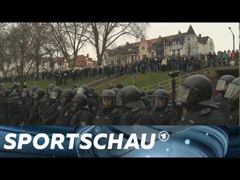 Rechtmäßige Forderungen - der Polizeikostenkonflikt mit der DFL | Sportschau