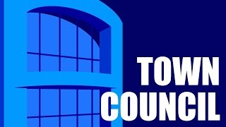 Public Hearings and Regular Town Council Meeting of September 14, 2021