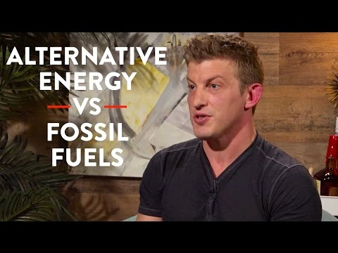 Alternative Energy vs Fossil Fuels (Alex Epstein Interview P