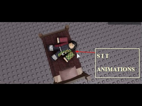 Sit Roblox How To Make A Custom Sit Animation In Roblox 2020 Youtube