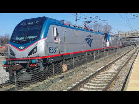 Railfanning Rhode Island: 50 Subscriber Special!