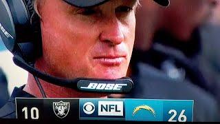 Raiders need to fire Jon Gruden part 2