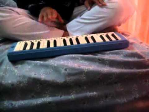PEE WEE GASKINS - DARI MATA SANG GARUDA ( full pianika cover ).avi