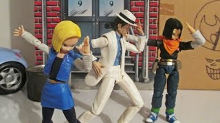 Androids 17 & 18 Dancing with the King of Pop Stop Motion Animation. Created by: Sebastian Muñoz Borja https://www.facebook.com/spaceghostzero ...