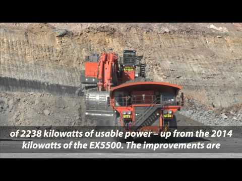 Middlemount Coal Mine - Solution (3 Of 4) HD | Hitachi Construction Machinery Australia