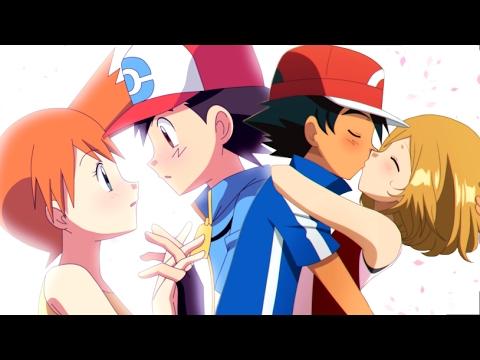 Who is Ash's True Love? (Pokemon Shipping)