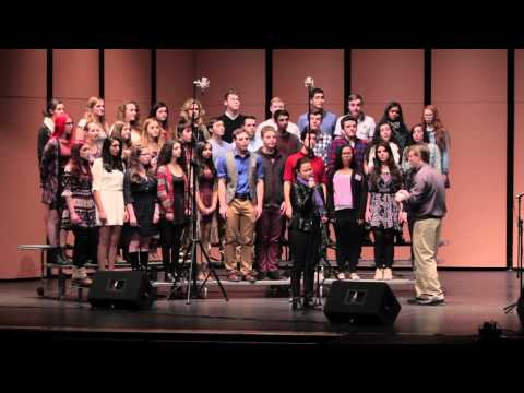 Blackbird, performed by Lea Salonga and the South Vocal Ensemble