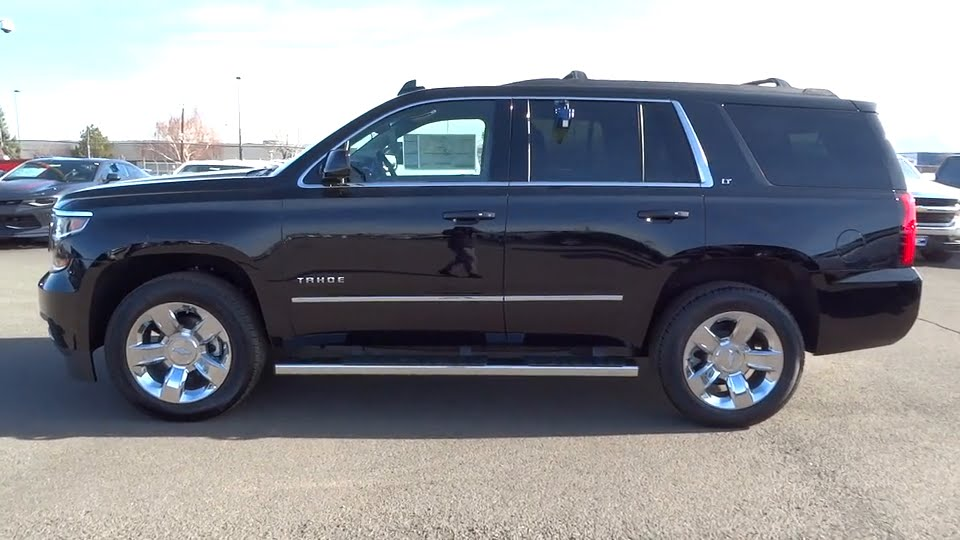2017 chevrolet tahoe carson city reno yerington northern nevada. Cars Review. Best American Auto & Cars Review