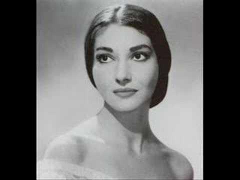 Maria Callas - Donde Lieta Uscì